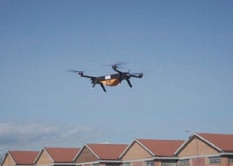 Leonardo:Torino sperimenta droni per trasporto merci pesanti